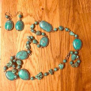 Stauer Turquoise Set
